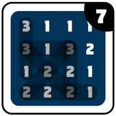 Word Search - Math Puzzle icon