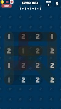 Word Search - Math Puzzle screenshot 2