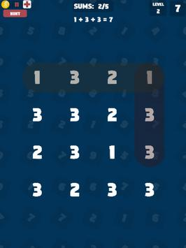 Word Search - Math Puzzle screenshot 3