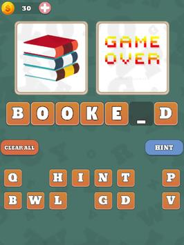 Picture puzzle - word game screenshot 14