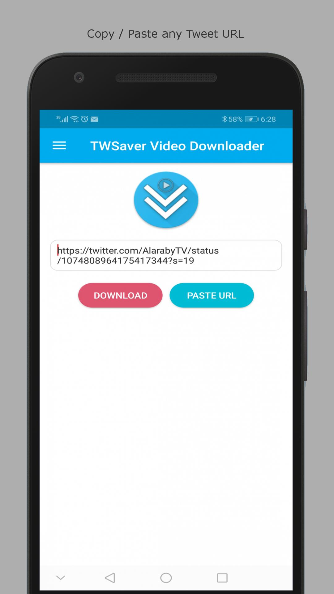 Download Twitter Videos   Twitter video downloader for Android ...
