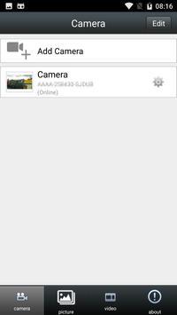 iMega Cam screenshot 1