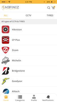 Mefinez Online Shopping App screenshot 3