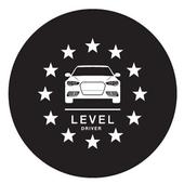 Level driver icon
