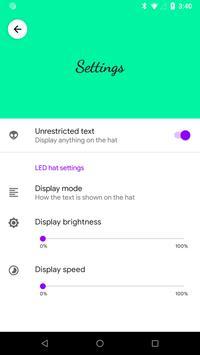LED Hat - Family-Friendly screenshot 3