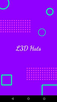 LED Hat - Family-Friendly poster