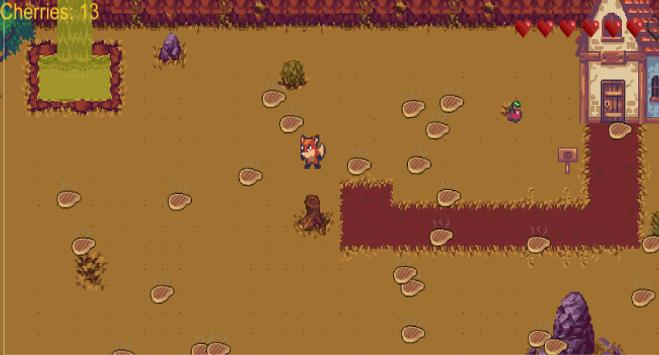 Vegan Fox screenshot 1
