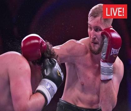 Stream golovkin vs derevyanchenko Live Stream screenshot 1