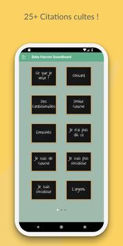 Baby Macaron Soundboard screenshot 1