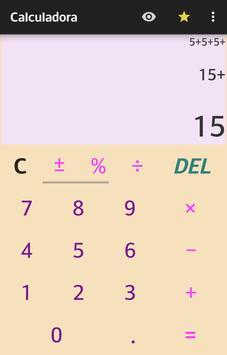 Calculadora imagem de tela 5