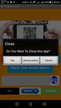 QR Scanner & Generator 2019 screenshot 4