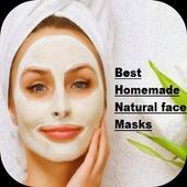 Natural Face Masks Benefits and Recipes icon
