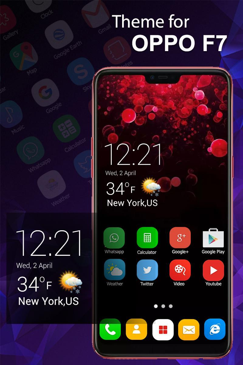 Themes For Oppo F7 2019 Oppo Theme Wallpaper For Android