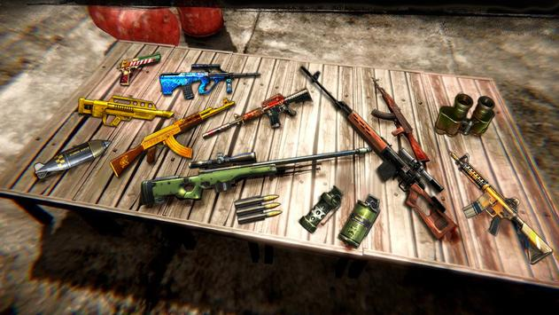 FPS Offline Strike : مواجهة مهام القصف تصوير الشاشة 6
