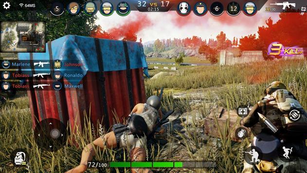 FPS Offline Strike : مواجهة مهام القصف تصوير الشاشة 11
