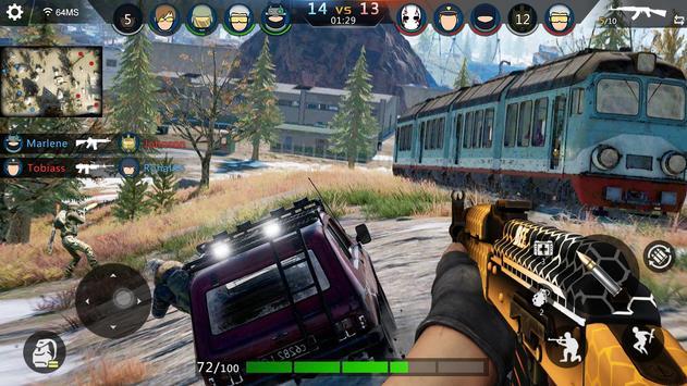 FPS Offline Strike : مواجهة مهام القصف تصوير الشاشة 3