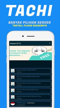 Tachi Apps - Free Reader poster
