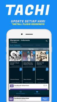 Tachi Apps - Free Reader screenshot 1