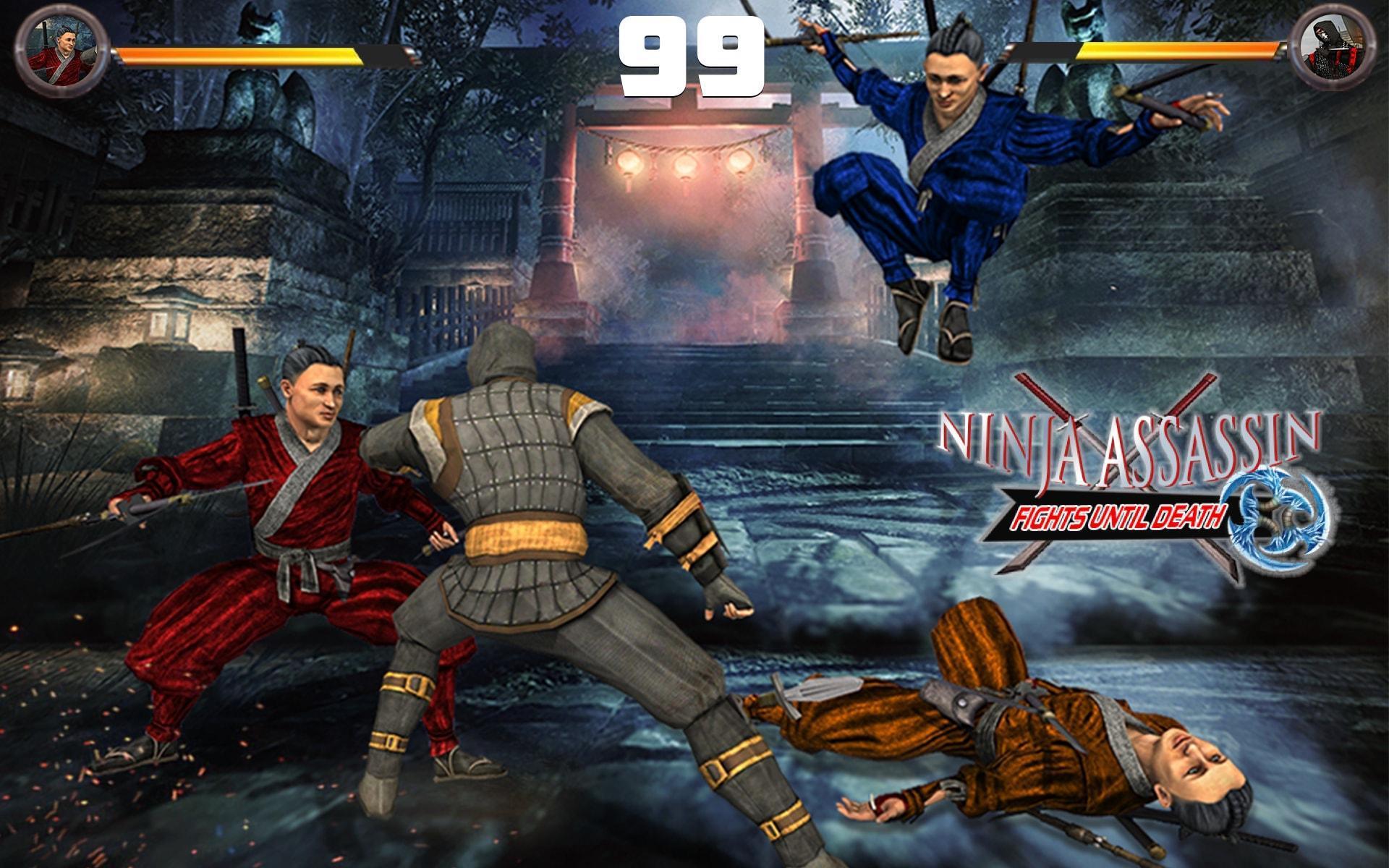 Perkelahian Sampai Mati Ninja Assassin Tag Team For Android Apk Download