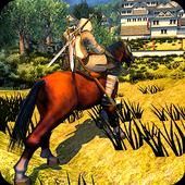 Superhero Ninja Odyssey Assassin Saga Sword Fight icon