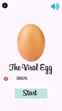 The viral egg poster