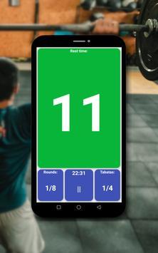 Tabata timer screenshot 20