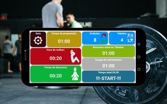 Tabata Cronômetro imagem de tela 6