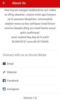 Somali Blood Donation screenshot 5