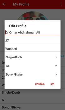 Somali Blood Donation screenshot 7
