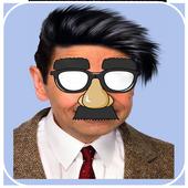 Man Photo Editor : Funny Face Maker icon