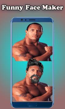 Man Photo Editor : Funny Face Maker screenshot 3