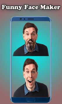 Man Photo Editor : Funny Face Maker poster