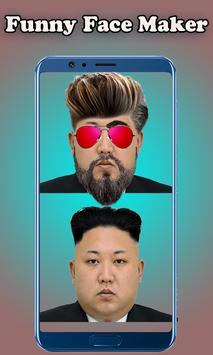 Man Photo Editor : Funny Face Maker screenshot 1