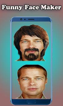 Man Photo Editor : Funny Face Maker screenshot 2