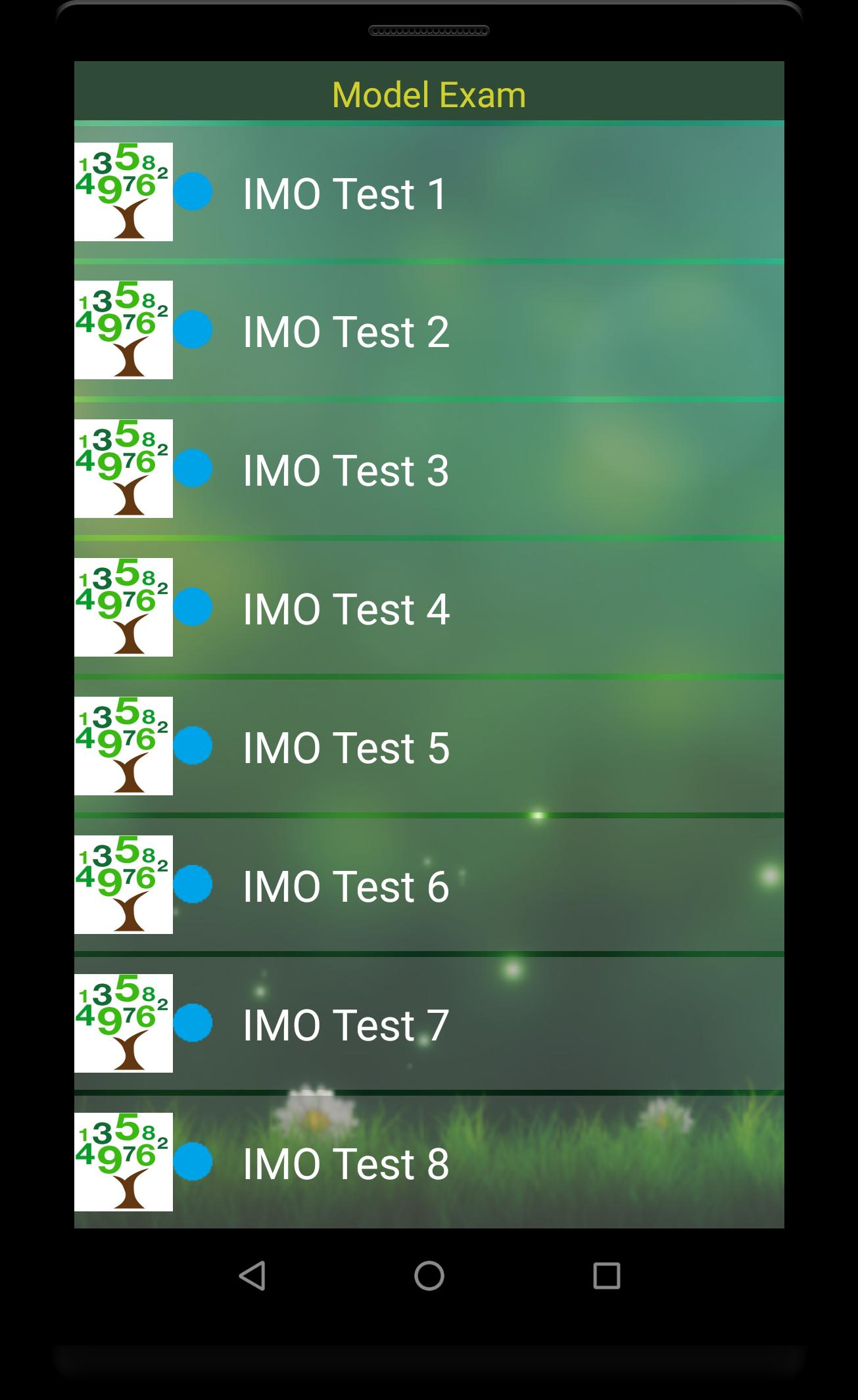 IMO 1 Maths for Android - APK Download