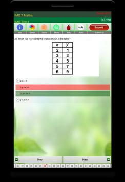 IMO Grade 7 Maths screenshot 11