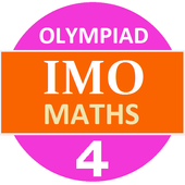 IMO Maths Quiz (Class 4) ikona