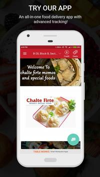 Chalte Firte Momos and Special Foods poster
