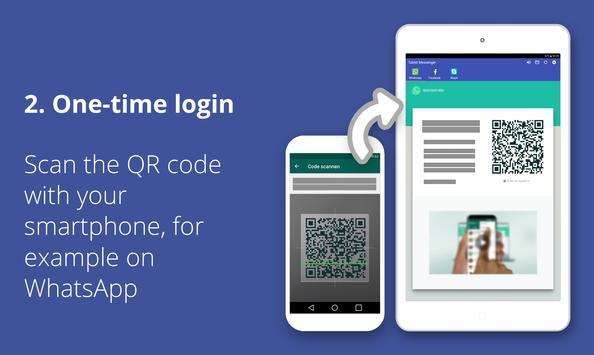 Tablet Messenger screenshot 12