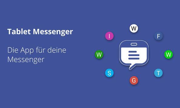 Tablet Messenger Screenshot 3