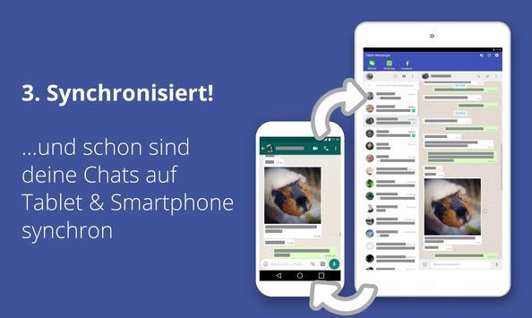 Tablet Messenger Screenshot 6