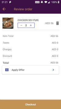 Tablez Rewards screenshot 2