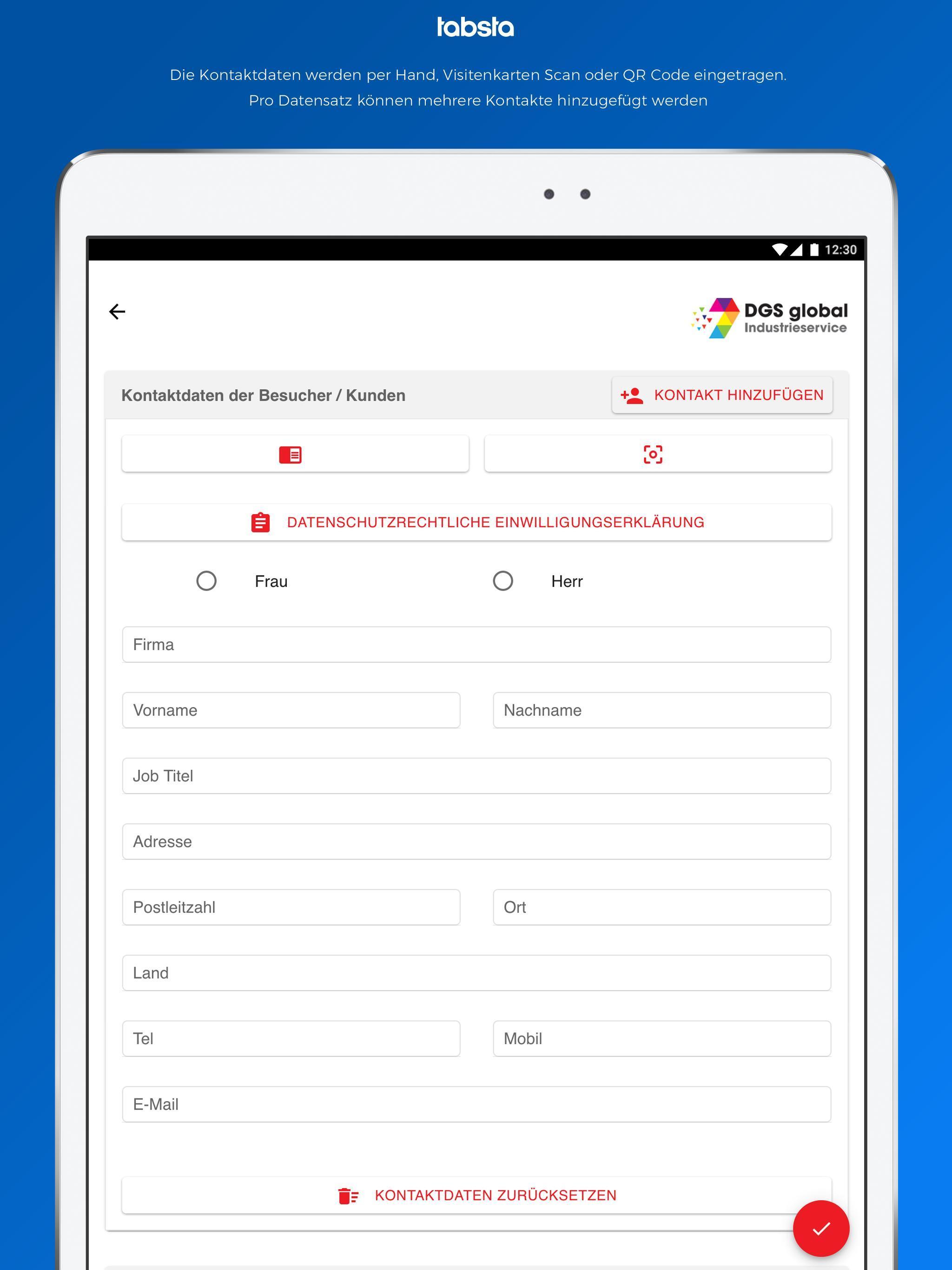 Tabsta Aus Besuchern Werden Kunden For Android Apk Download