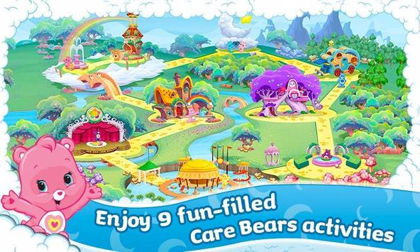 Care Bears Rainbow Playtime screenshot 4