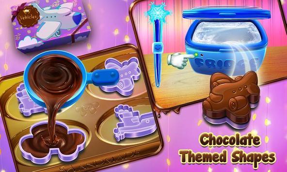 Chocolate Maker Crazy Chef screenshot 12