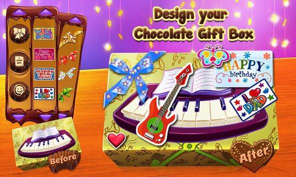 Chocolate Maker Crazy Chef screenshot 13