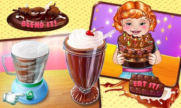 Chocolate Maker Crazy Chef screenshot 4