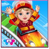 Baby Heroes: Amusement Park icon