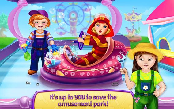 Baby Heroes: Amusement Park poster
