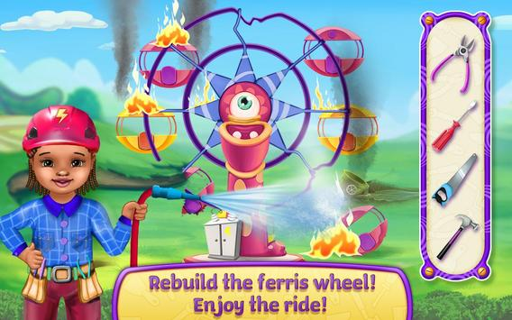 Baby Heroes: Amusement Park screenshot 10